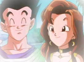 True LoVE_Valese and Goten by ThisIsMyNinjaWay