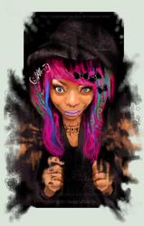 I'm A Pixie My Name Is Dye by TYEplusPIXIE-DYE