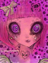 Dot Dot Dot by TYEplusPIXIE-DYE