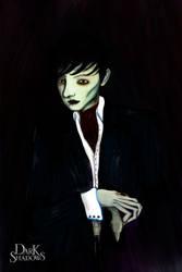 Barnabas Collins by TYEplusPIXIE-DYE