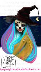 Witch  by TYEplusPIXIE-DYE