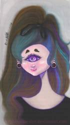 Penelope by TYEplusPIXIE-DYE