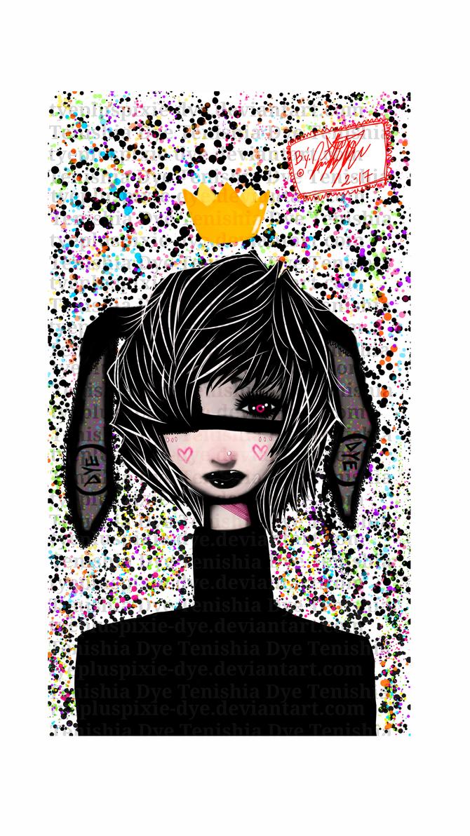 Rabbit Prince  by TYEplusPIXIE-DYE