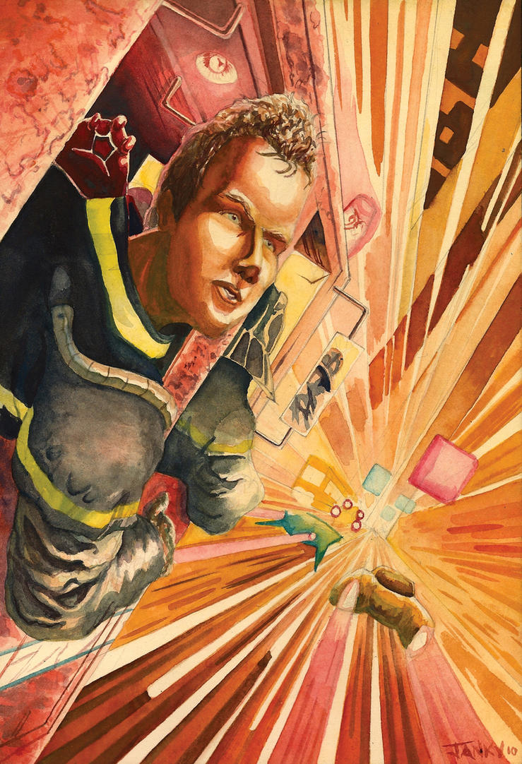 Who is Guy Montag in Fahrenheit 451 and what is his job?