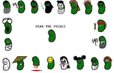 pickles by Outcast-Loser