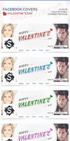 Facebook Covers Valentine Day