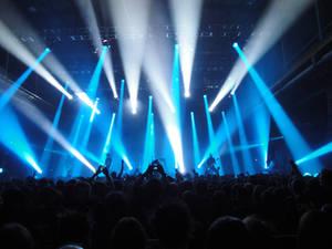 In Flames Concert - Shot 1