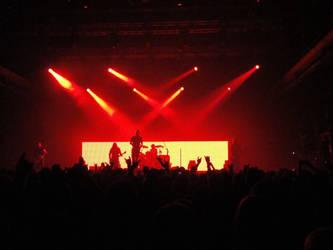 In Flames Concert - Shot 2 by DerKnob