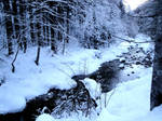 Snow Landscape by DerKnob