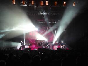 Volbeat - WFF 2011 - Shot 2