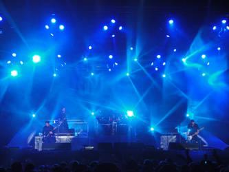 Volbeat - WFF 2011 - Shot 3 by DerKnob