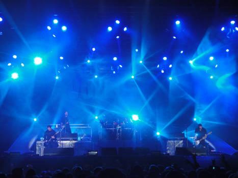 Volbeat - WFF 2011 - Shot 3