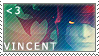 Vincent Chaos Stamp