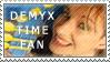 Demyx Time Fan Stamp by PyroKismet
