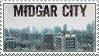 Midgar Stamp by PyroKismet