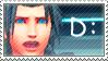 Zack OHNOES Stamp