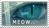 Meow..Stamp by PyroKismet