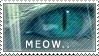 Meow..Stamp by PyroKismet