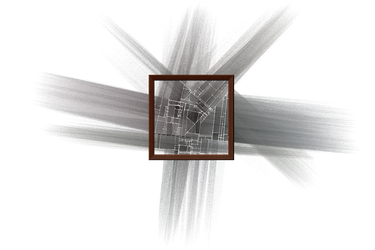 Framed Generated Art by GBoGBo