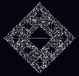 SierpinskiCarpet4 by GBoGBo