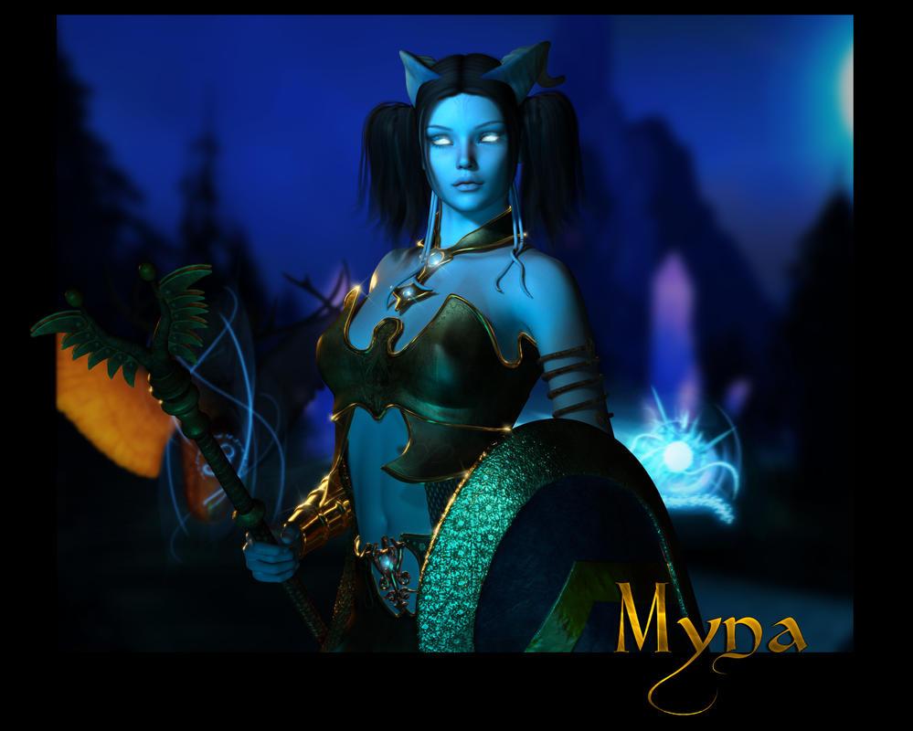 Myna by Vanesse