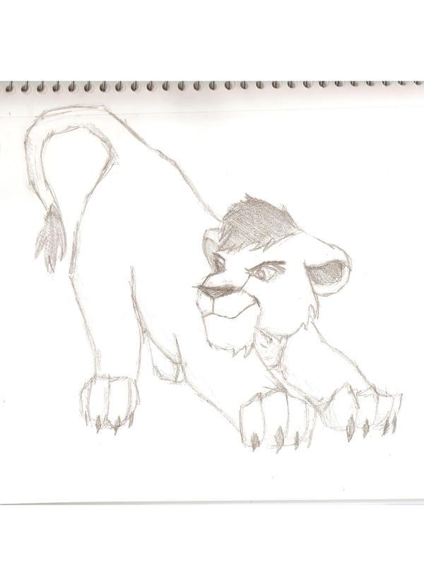 My Art!! -Still adding- Kovu_by_Horse_Lover95
