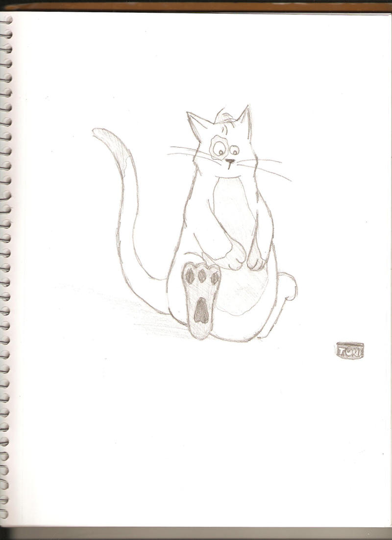 My Art!! -Still adding- Fat_Cat_by_Horse_Lover95