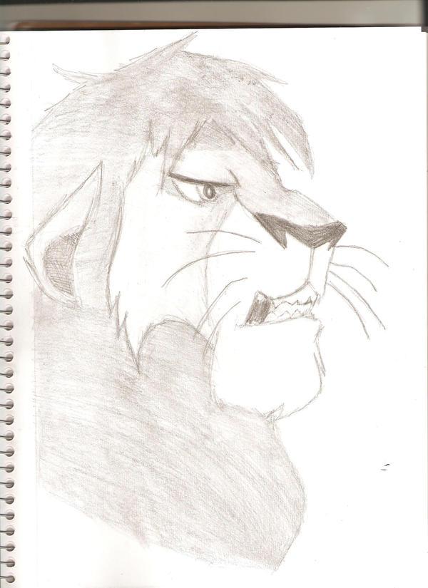 My Art!! -Still adding- Adult_Kovu_by_Horse_Lover95