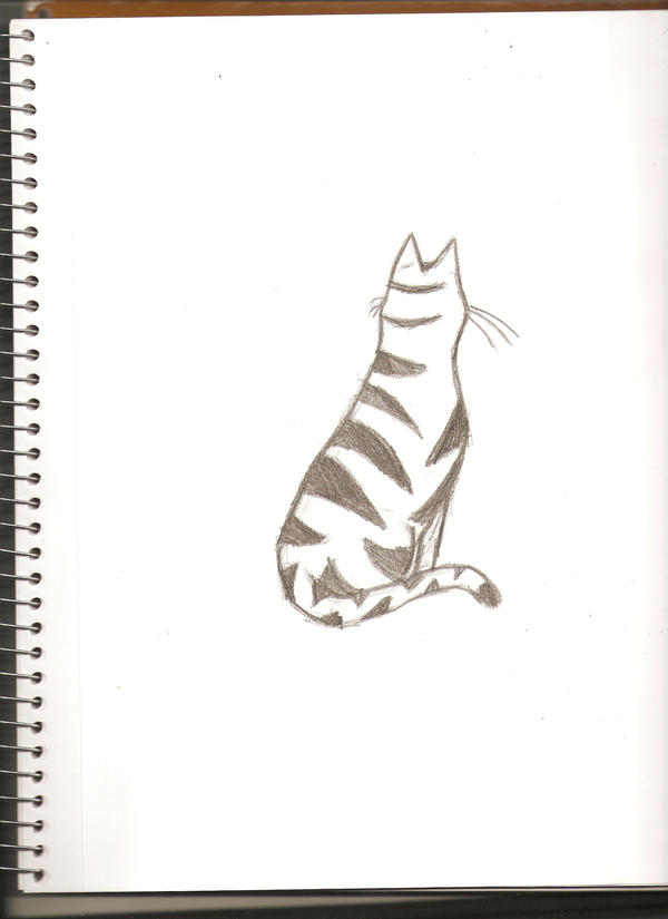 My Art!! -Still adding- Tiger_Cat_by_Horse_Lover95