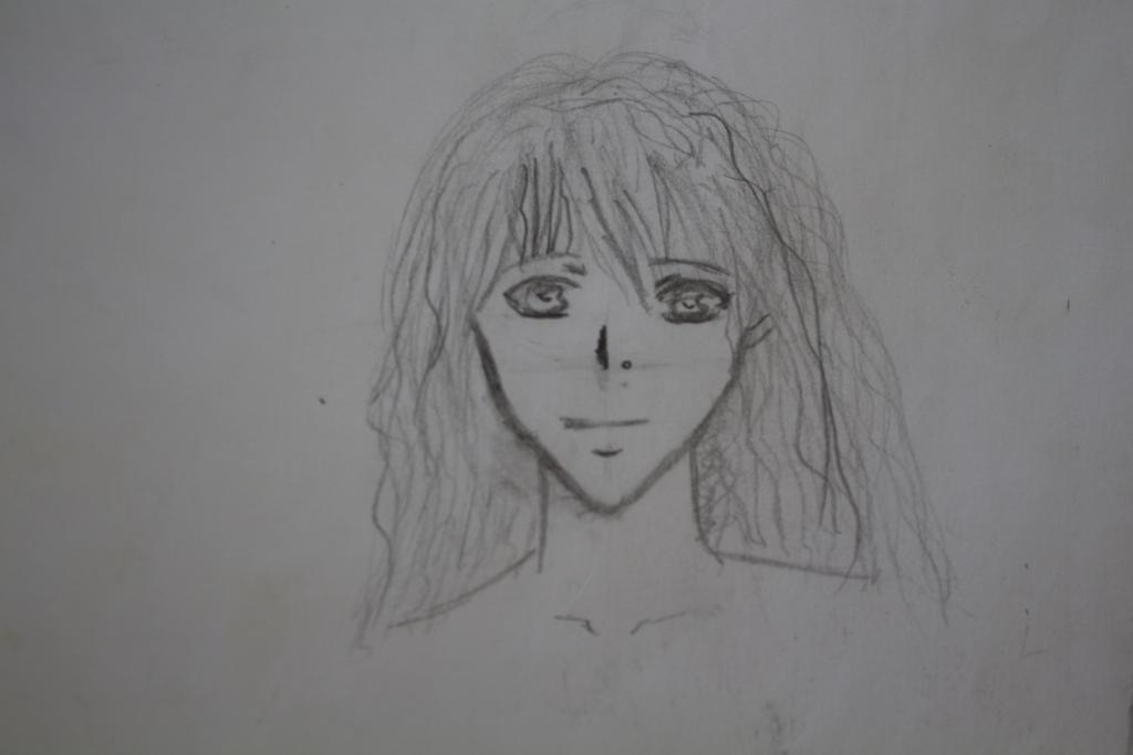 girl face by zamornews