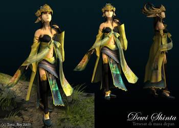 Dewi Shinta presentation by ToxicBoy-3D