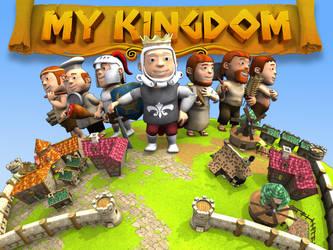 My Kingdom Games Art Work by ToxicBoy-3D