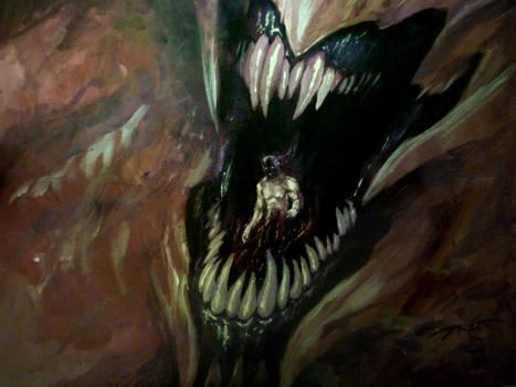 The Abyss -- Death Vigil fan art
