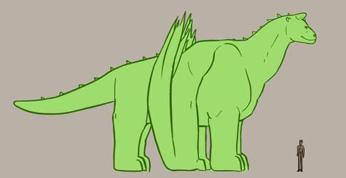 Designing My Friends as Dragons: Jaxson by lonedragon155