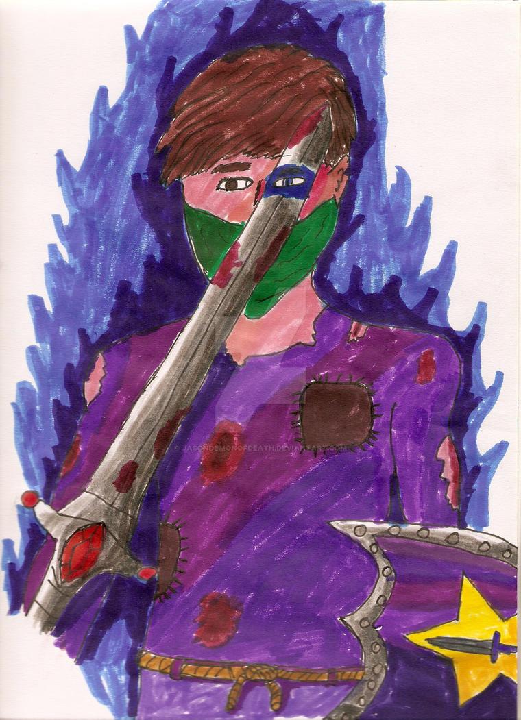 Duelist King by JasonDemonofDeath