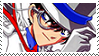 stamp: Kaitou Kid by Ammoona