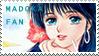 stamp- Madoka Ayukawa by Ammoona