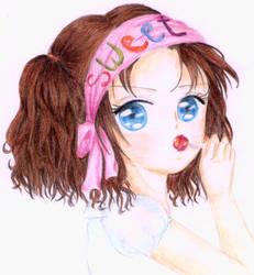 the Sweet Girl by Ammoona
