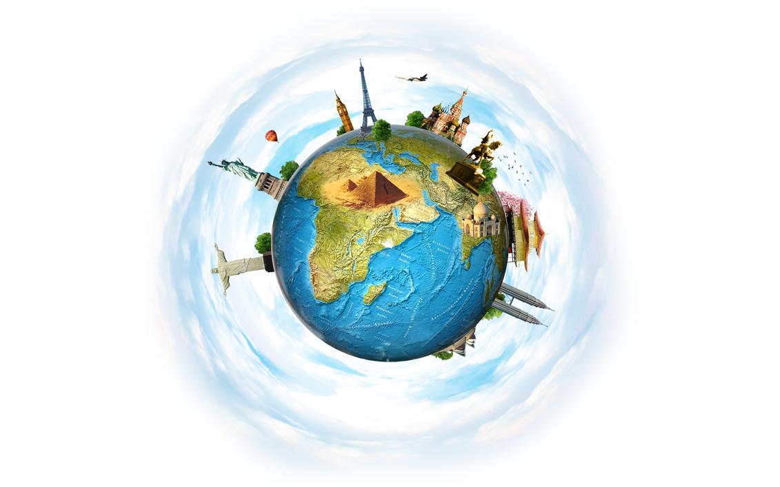 Globe wallpaper by saidmakhmud on deviantart - Wallpaper picture ...