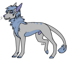 Fluffy Canine Creature [OTA] [CLOSED] by TBPKarma