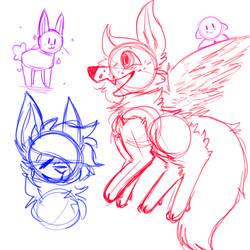 Sketchpage by TBPKarma