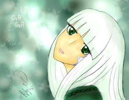 Lady Gaga by Akizu