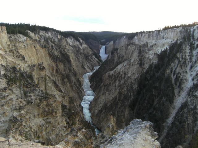 Grand Canyon of Yellowstone by rioka