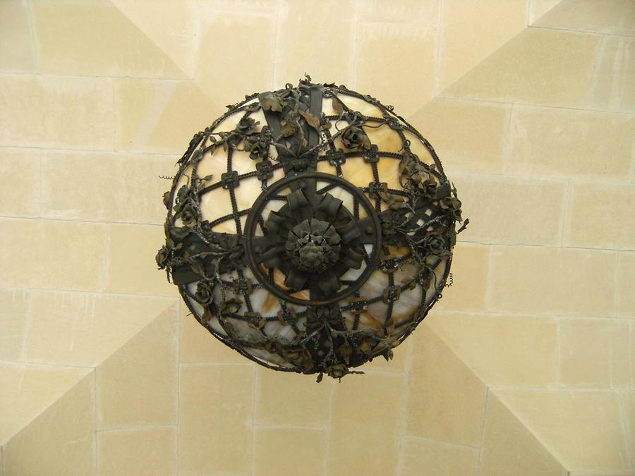 Ornate Chandelier by rioka