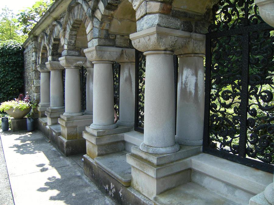 Kykuit Arches by rioka