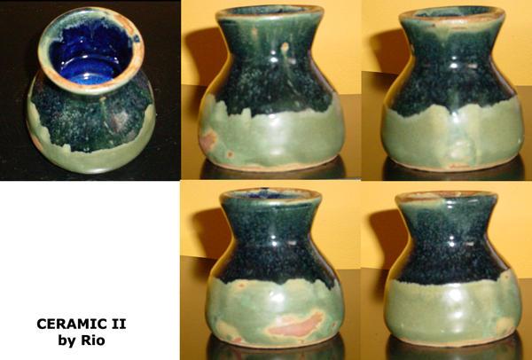 Triple Glazed Ceramic by rioka