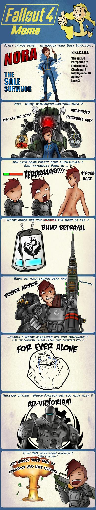 Fallout 4 Meme by Artas9000 on DeviantArt