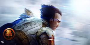 Dragonball Z Man of Saiyan 2