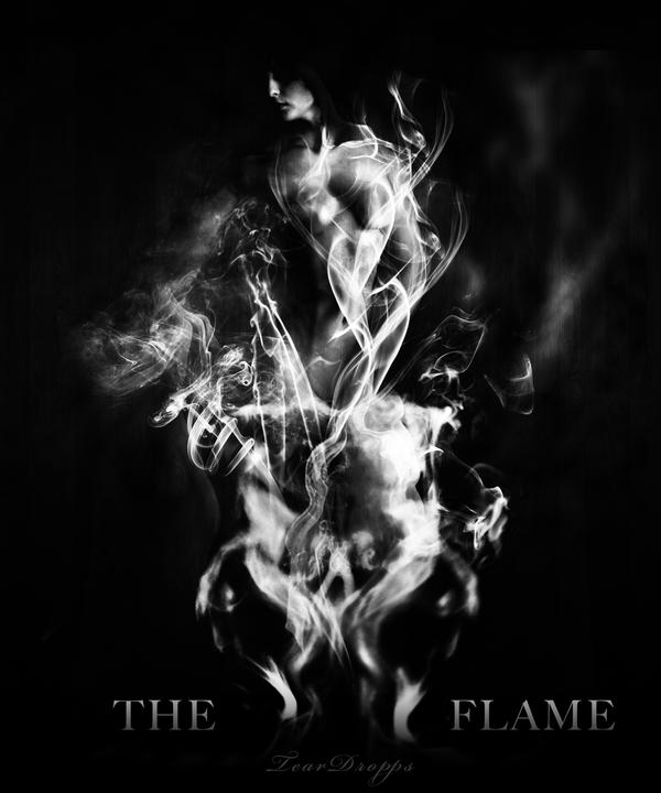 The Flame by TearDropps