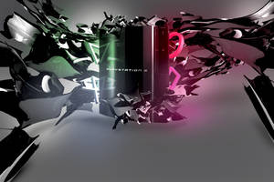 PlayStation 3 Color by TearDropps